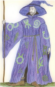 Merlin sketch