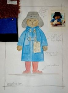 Paddington sketch